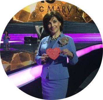 НАТАЛЬЯ МАЛАХОВА - независимый консультант по красоте компании MARY KAY