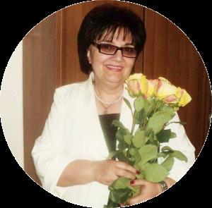 Агержанокова Симхан Рамазановна – председатель АРО ВОИ